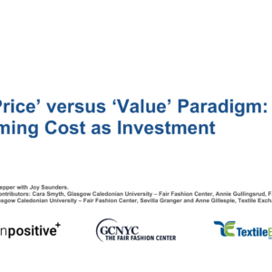The 'Price' versus 'Value' Paradigm: Reframing Cost as Investment