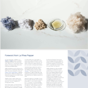 2019 Preferred Fiber & Materials Report
